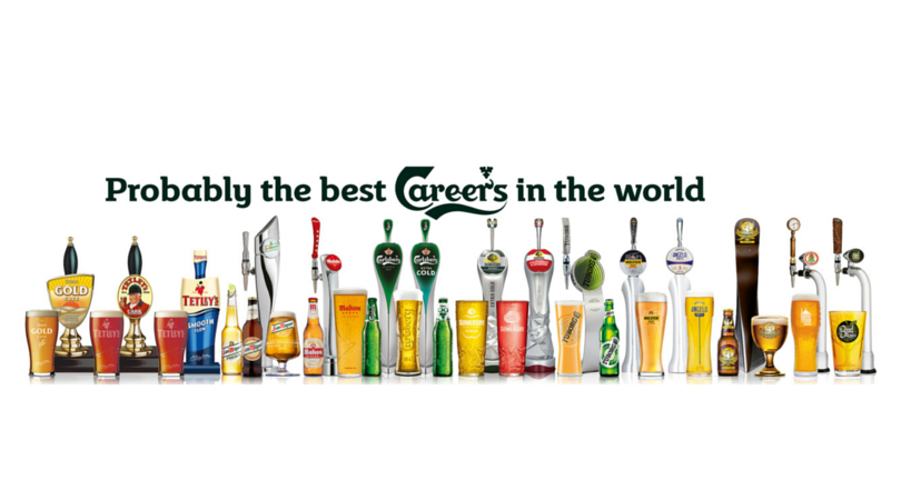 carlsberg featured employer