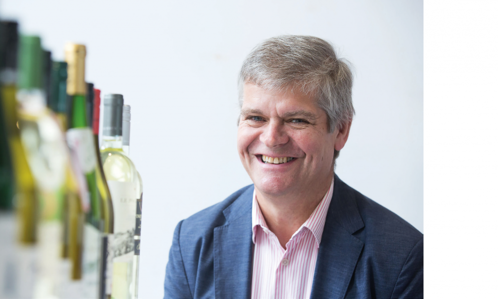 David Gleave MW, managing director of Liberty Wines